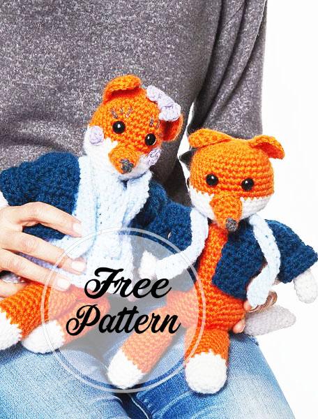 Baby Pug Dog amigurumi pattern - Amigurumi Today | 600x456