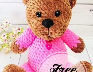 amigurumi-teddybar-in-pyjamas-frei-hakeln-muster