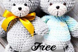 hakelmuster-frei-teddybar-amigurumi