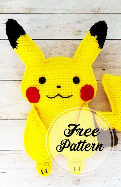 pikachu-amigurumi-frei-hakeln-muster